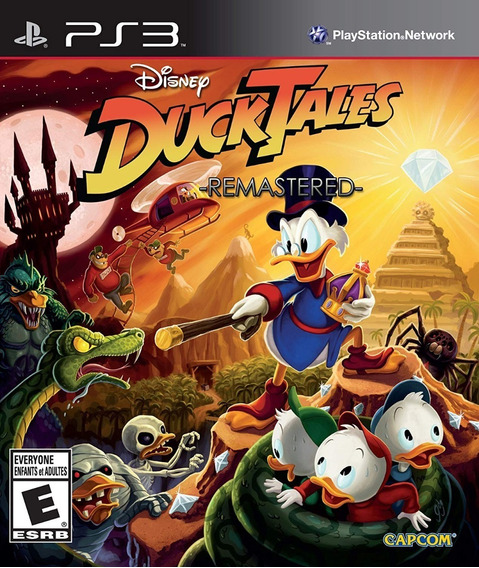 Ducktales Remastered - Psn Ps3 Pronta Entrega