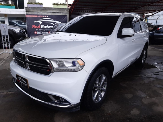 Dodge Durango Limited Plus Tp 3600cc V6 Awd 7psj Ct 2014