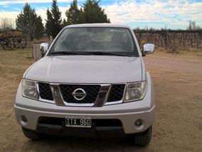Nissan Frontier 2.5 Le Cab Doble 4x4