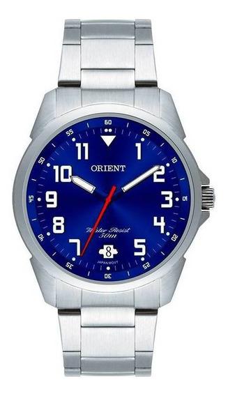 Relógio Orient Analógico Quartz Bss1154a D2sx 42mm Wr50m