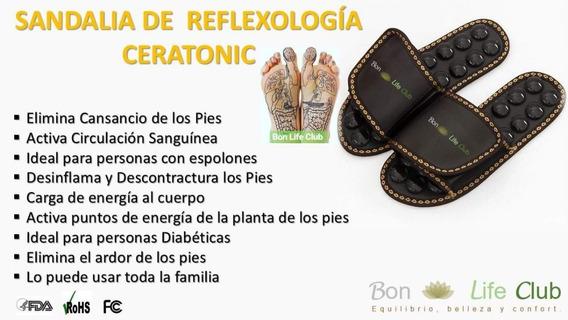 Pies Ceratonic Infrarrojo Saludable Varices Relax Turmalina