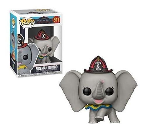 Muñeco Funko Pop Fireman Dumbo Disney Pixar Juguete Rdf1