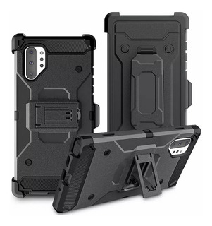Capa Case Samsung Note 10 E 10 Plus Anti Impacto Cliip Cinto