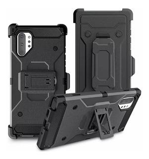 Capa Case Samsung Note 10 E 10 Plus Anti Impacto Cliip Cinto