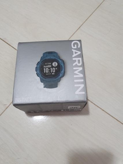 Relógio Gps Watch Garmin Instinct