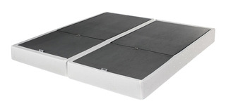 Base Cama Box Spring Plegable King Size Antiderrapante