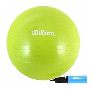 Pelota De Pilates 65 Cms Wilson
