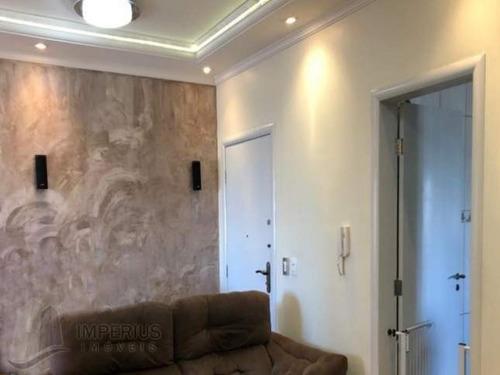 Imagem 1 de 6 de Vende-se Apartamento Padrão - 3531