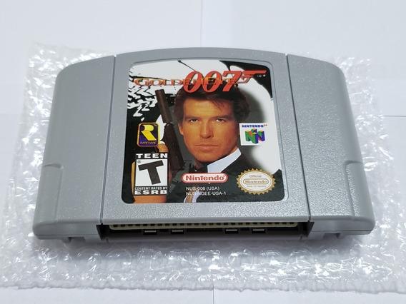 007 Goldeneye N64 Cartucho Nintendo 64 Usa