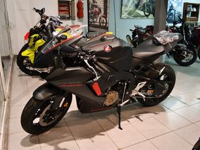 Honda Cbr 1000 Rr - 0km - 2018 - Negro
