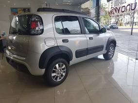 Fiat Uno Way Motor 1.3 2018 Nueva Version -r