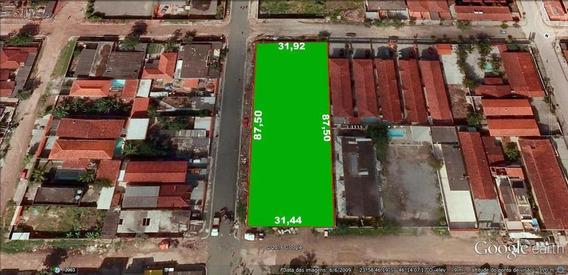 Terreno À Venda, 2805 M² Por R$ 2.200.000,00 - Enseada - Guarujá/sp - Te0379