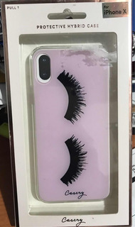 Funda Case Para iPhone X Rosa