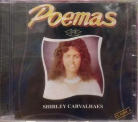 Cd Shirley Carvalhaes - Poemas / Bônus Playback [original]
