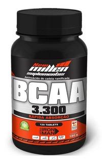 Bcaa 3300 120tabs - New Millen