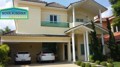 Excelente Casa No Residencial 11 Santana De Parnaíba - 4156