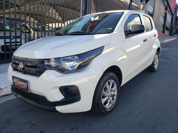 Fiat Mobi 2018 Direção Hidráulica 23.000 Km 1.0 Flex Novo