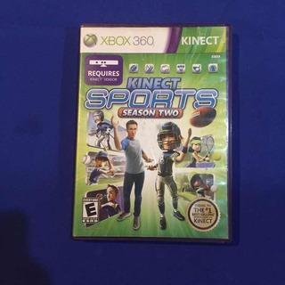 Kinect Sports Season 2 Xbox 360 Kinect