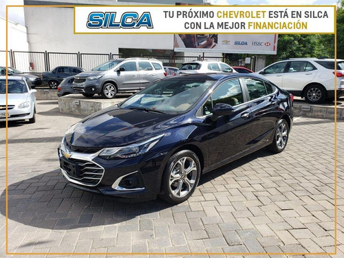 Chevrolet Cruze Entrega Inmediata 2021 Azul 0km