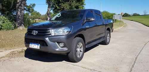 Toyota Hilux 2.4 Cd Dx  4x2 96 Mil Km