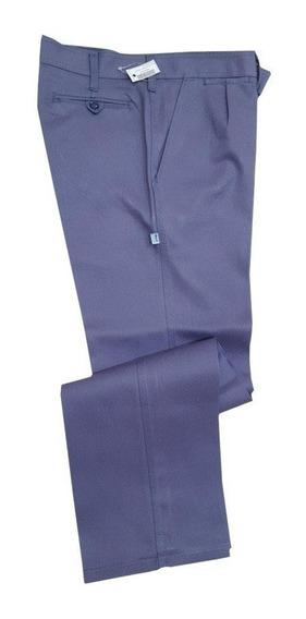 Pantalón De Trabajo Ombu Azulino 100% Original