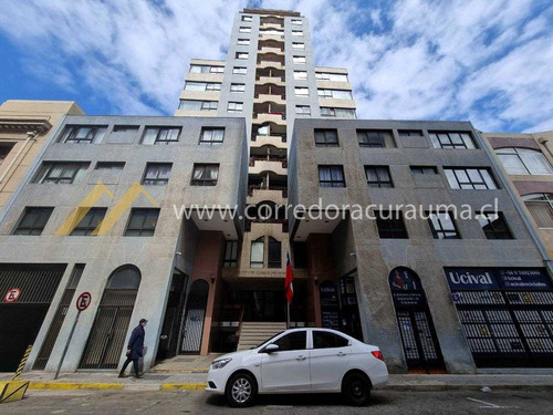 Imagen 1 de 20 de Dept En Edificio Camilo Henriquez, Aldunate Valparaíso.