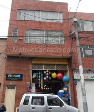 Edificio Comercial Y Con Vivienda En San Andresito San Jose
