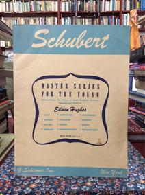 Schubert Series Maestras Para Jóvenes Piano Música Partitura