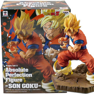 Figura Banpresto Dragon Ball Absolute Perfection Son Goku