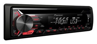 Stereo Pioneer Deh X1950 Mp3 Usb Bt Adaptador Bluetooth !!!