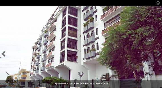 Departamento Edificio San Sebastian Centenario Solo Venta