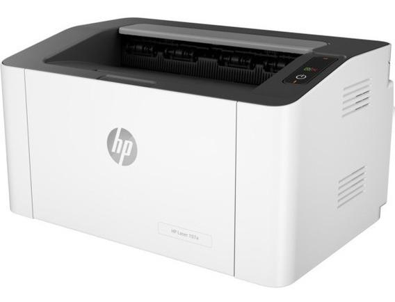 Impressora Hp Laser Mono 107w Nova C/ Garantia E Nf