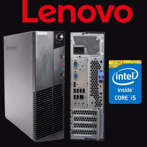 Computador Desktop I5 2ºger 8gb Hd500 + Super Brinde