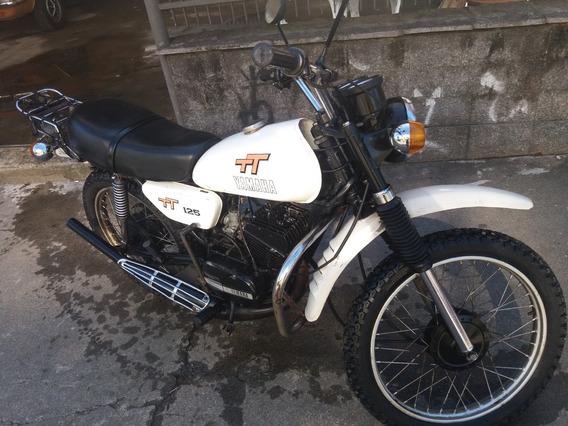 Yamaha Tt125