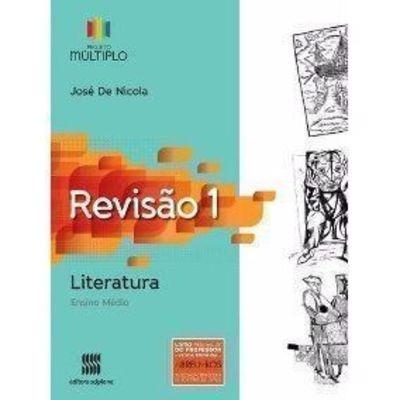 Projeto Multiplo Literatura - Volume Unico Ensino Medio R...