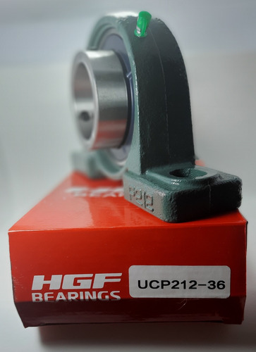 Chumacera Hgf Tipo Puente Ucp-212-36 2-1/4 Pulgadas