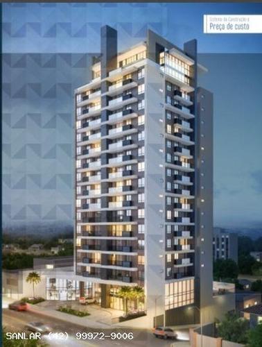 Imagem 1 de 8 de Apartamento Para Venda Em Ponta Grossa, Olarias, 1 Dormitório, 1 Suíte, 1 Banheiro, 1 Vaga - _1-1569532