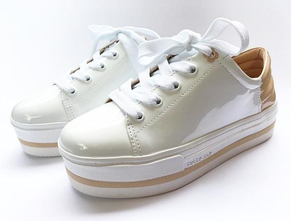 Tênis Petite Jolie Branco Tipo (réveillon) Envio Grátis 24h