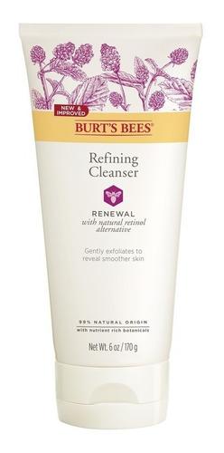 Limpiador Facial Reafirmante Burt's Bees Renewal 170,1 Ml