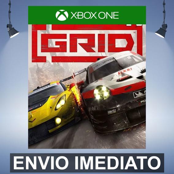 Grid Launch Edition Código De 25 Digitos Xbox One