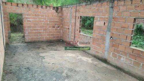 Imagem 1 de 6 de Chácara À Venda, 1200 M² Por R$ 110.000,00 - Buquirinha - São José Dos Campos/sp - Ch0697