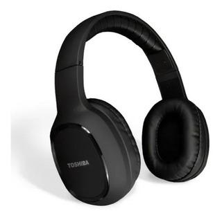 Auriculares Inalambricos Bluetooth Toshiba Over Ear Original