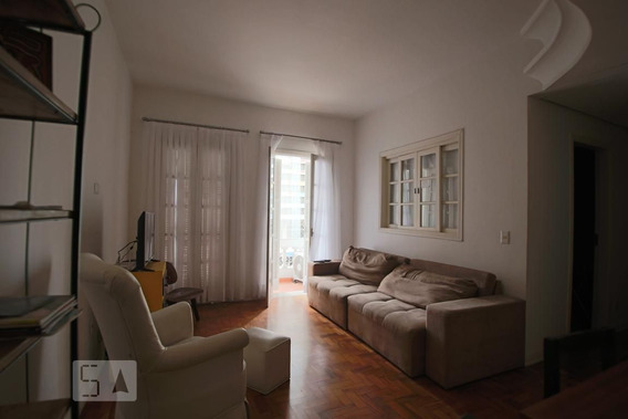 Apartamento No 4º Andar Mobiliado Com 2 Dormitórios E 1 Garagem - Id: 892985823 - 285823