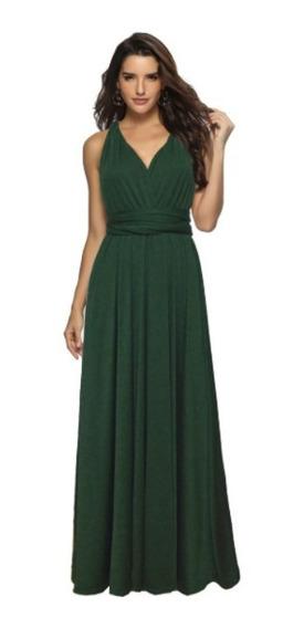 Infinity Dress Vestido Multiforma Largo Para Fiesta Y Boda