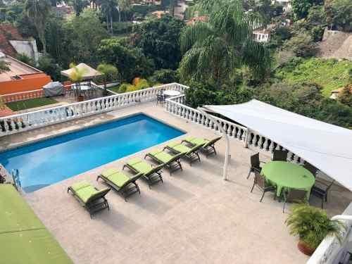 Casa Sola En Tabachines / Cuernavaca - Ber-590-cs