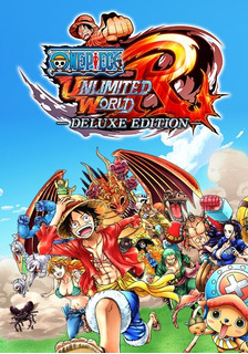 One Piece Unlimited World Red Deluxe Edition Pc