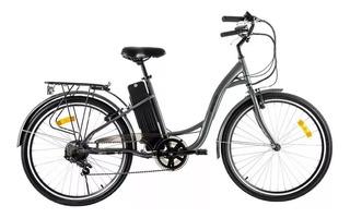 Bicicleta Eléctrica Philco De Paseo R26 6 Velocidades E-bike