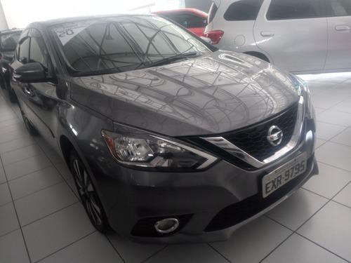 Nissan Sentra 2020 2.0 Sv Flex Aut. 4p