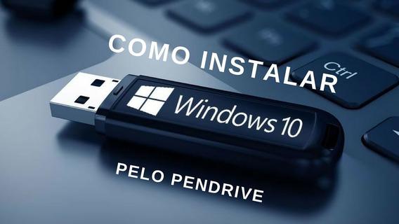 Pen-drive Multiboot Free
