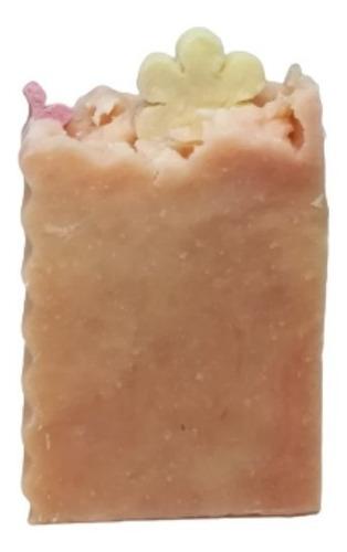 Imagen 1 de 2 de Jabón Natural Aceite Rosas Eco - g a $133